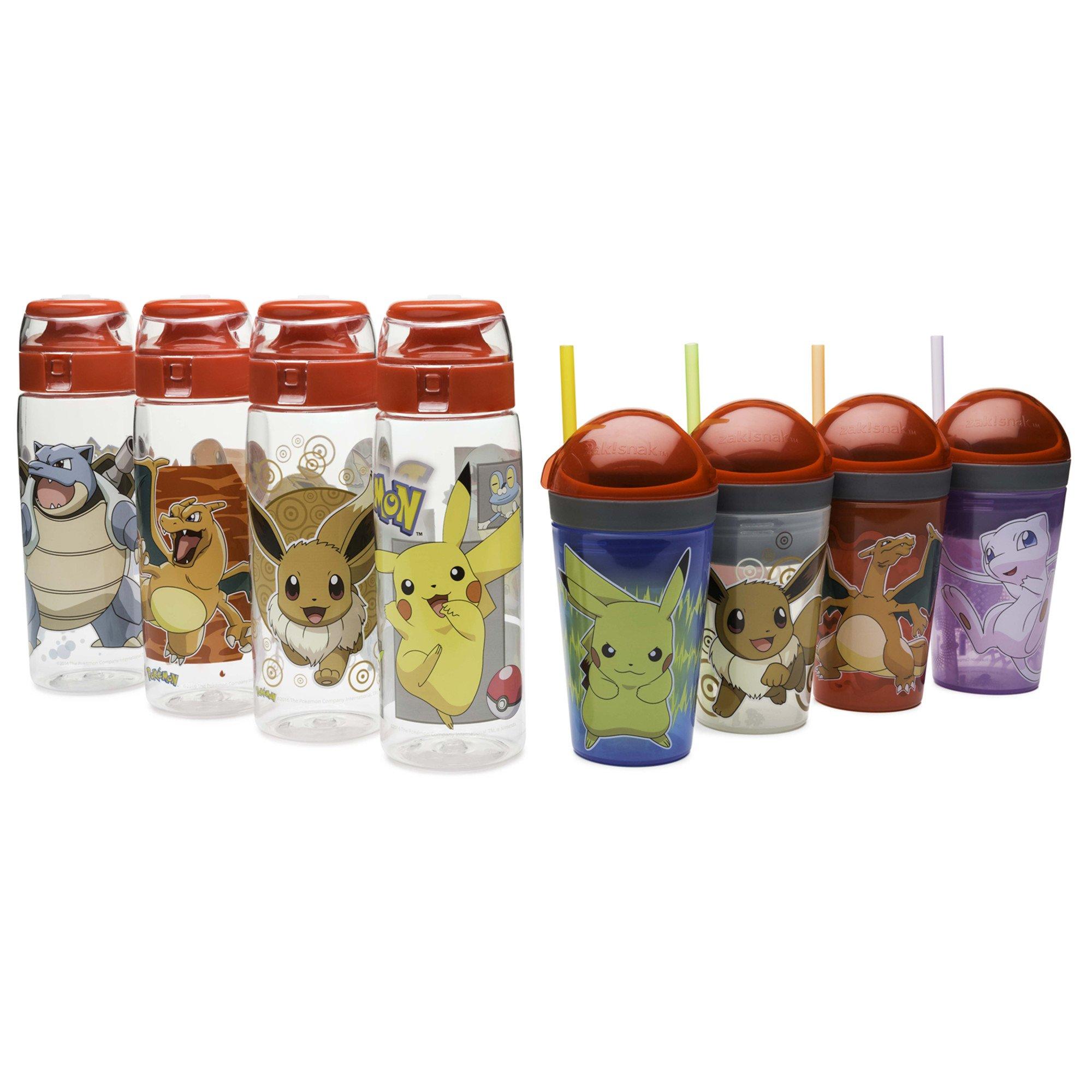 Pokemon POKC-K952 Pikachu Water Bottles 25 oz. by Zak Designs by Pokémon (Image #7)