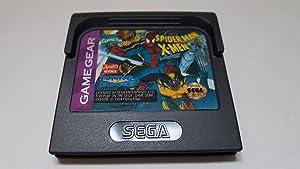 Spider-Man/X-Men: Arcade's Revenge - Sega Game Gear