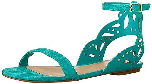 b7a5d3ce1 Aldo Women s Lillywhite T-strap Thong Flat Sandal