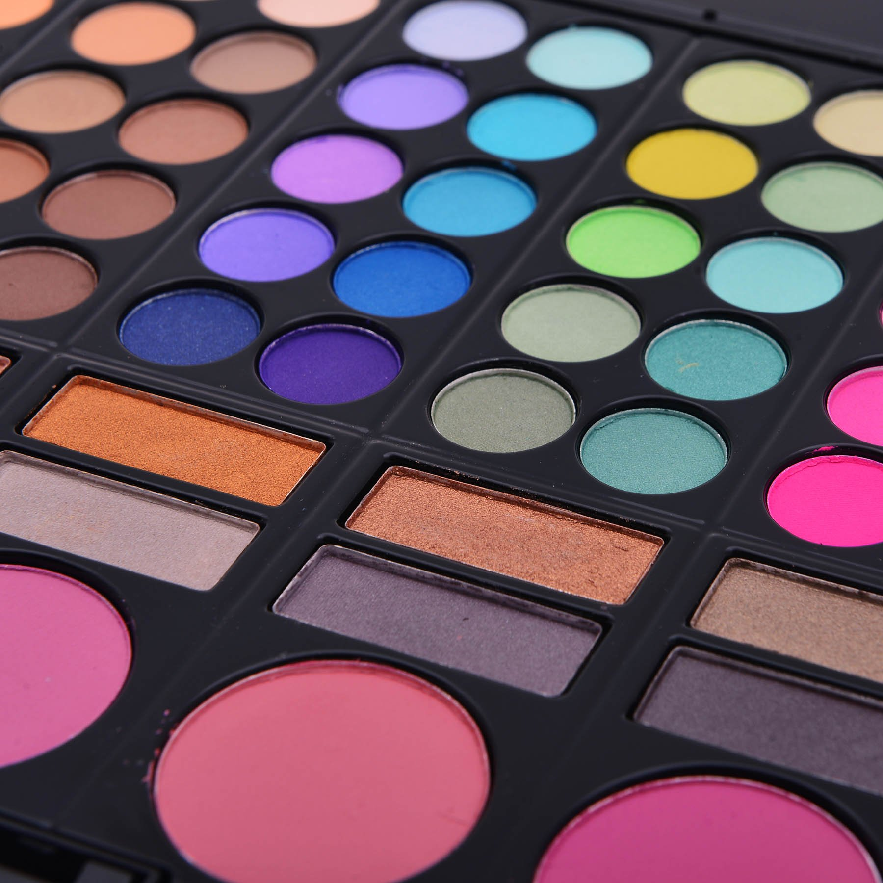 SHANY Cosmetics Natural Fusion Eyeshadow Palette (88 Color