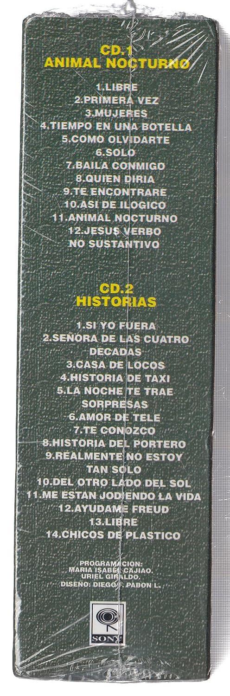 Ricardo Arjona 4 Cds - Ricardo Arjona Edicion Limitada 4 Cds - Amazon.com Music