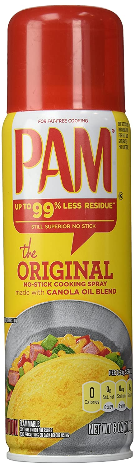 Pam Original Cooking Spray, 6 oz