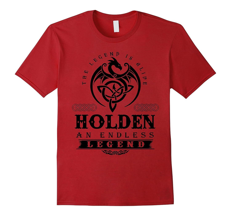Best Christmas Great Gift for HOLDEN Endless Legend Shirt-FL