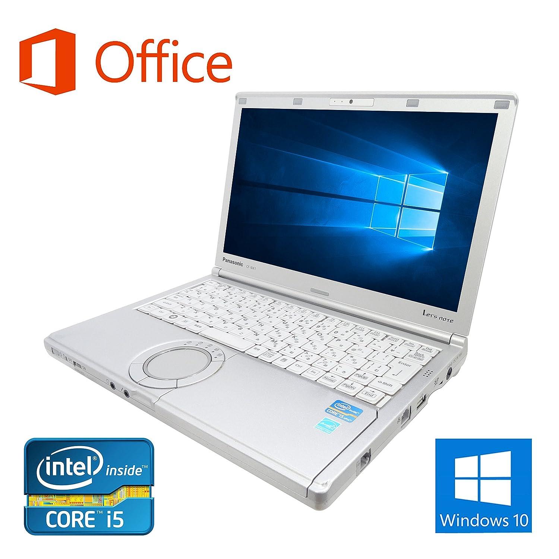【Microsoft Office 2016搭載】【Win 10搭載】Panasonic CF-NX1/次世代Core i5 2.5GHz/メモリー8GB/新品SSD:240GB/新品外付けDVDスーパーマルチ/12.1インチ/無線LAN搭載/中古ノートパソコン (新品SSD:240GB) B074FVR92D 新品SSD:480GB  新品SSD:480GB, THE WATCH SHOP. 09dc253e