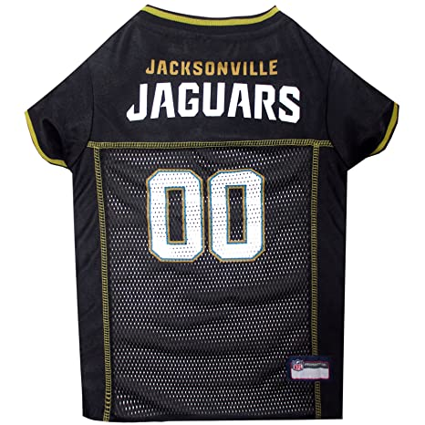 Pets First NFL Jacksonville Jaguars Jersey, Small