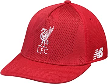 New Balance Liverpool FC - Gorra Plana para Hombre: Amazon.es ...