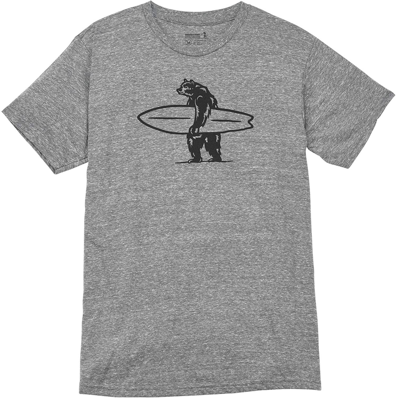 Everyday California Heather Grey Charlie Tri-Blend T-Shirt