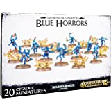 Warhammer 40K - Age of Sigmar Daemons of Tzeentch Blue Horrors (20 Miniatures)