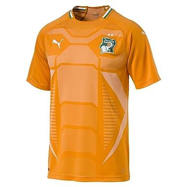 Puma Fif Ivory Camiseta, Hombre ,: Amazon.es: Ropa y accesorios