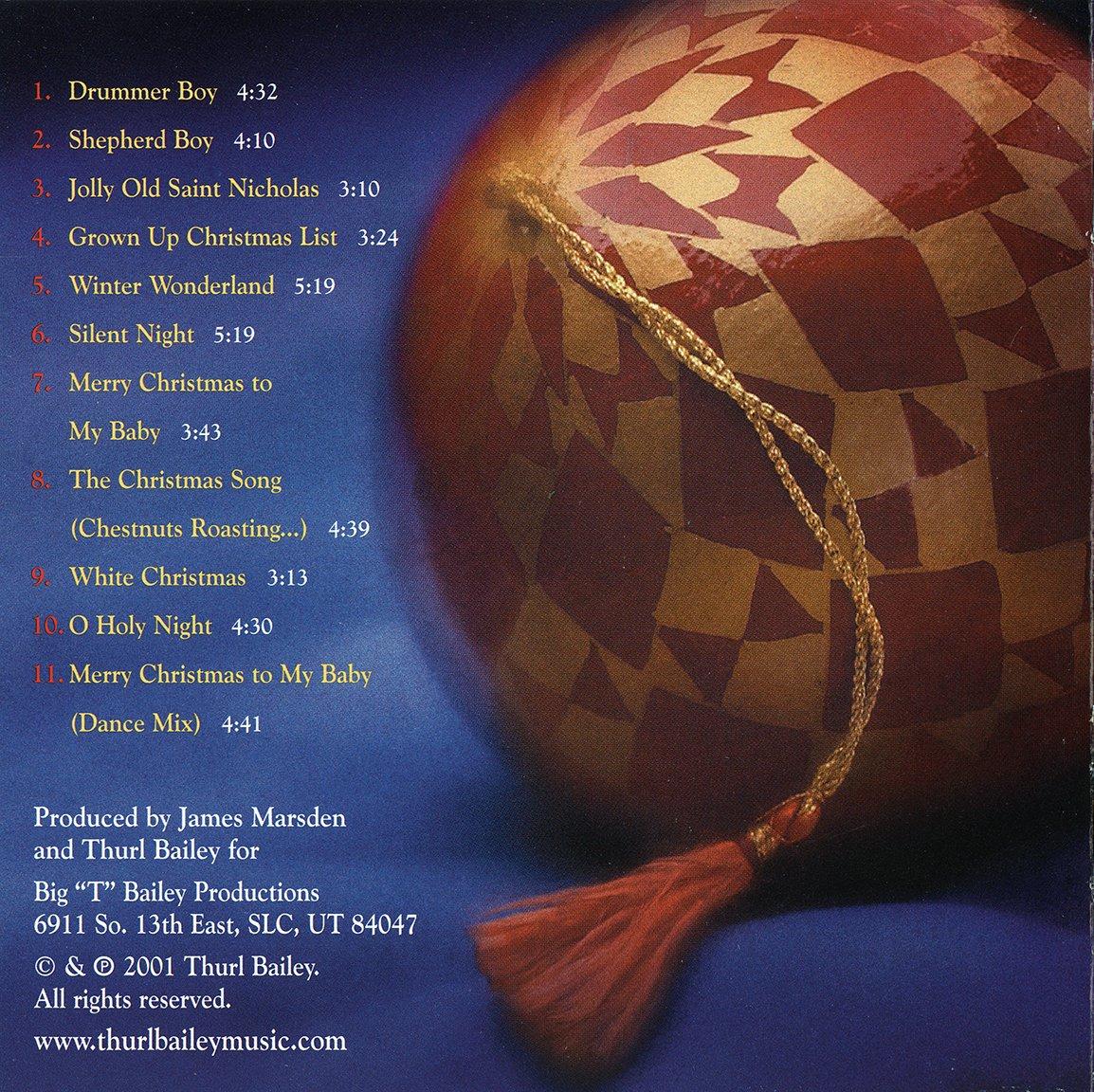 Thurl Bailey - The Gift of Christmas - Amazon.com Music