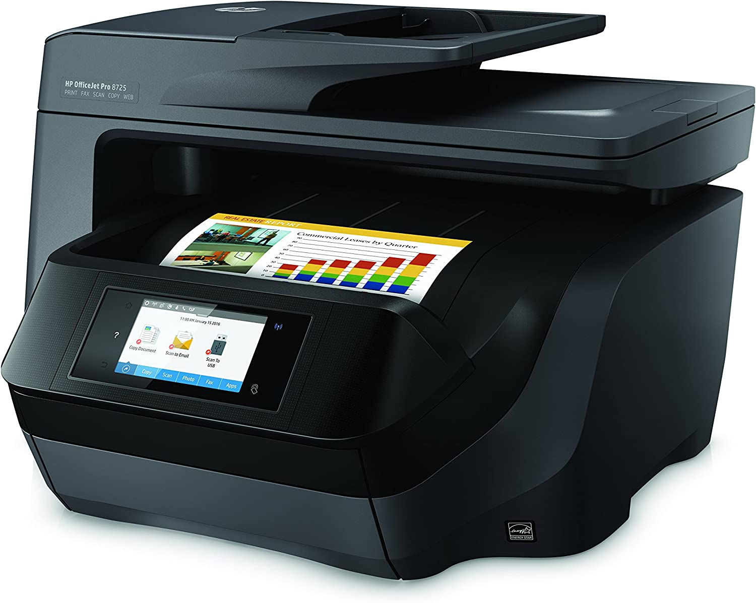 Hp Officejet Pro 8725 All In One Multifunction Computer Zubehör