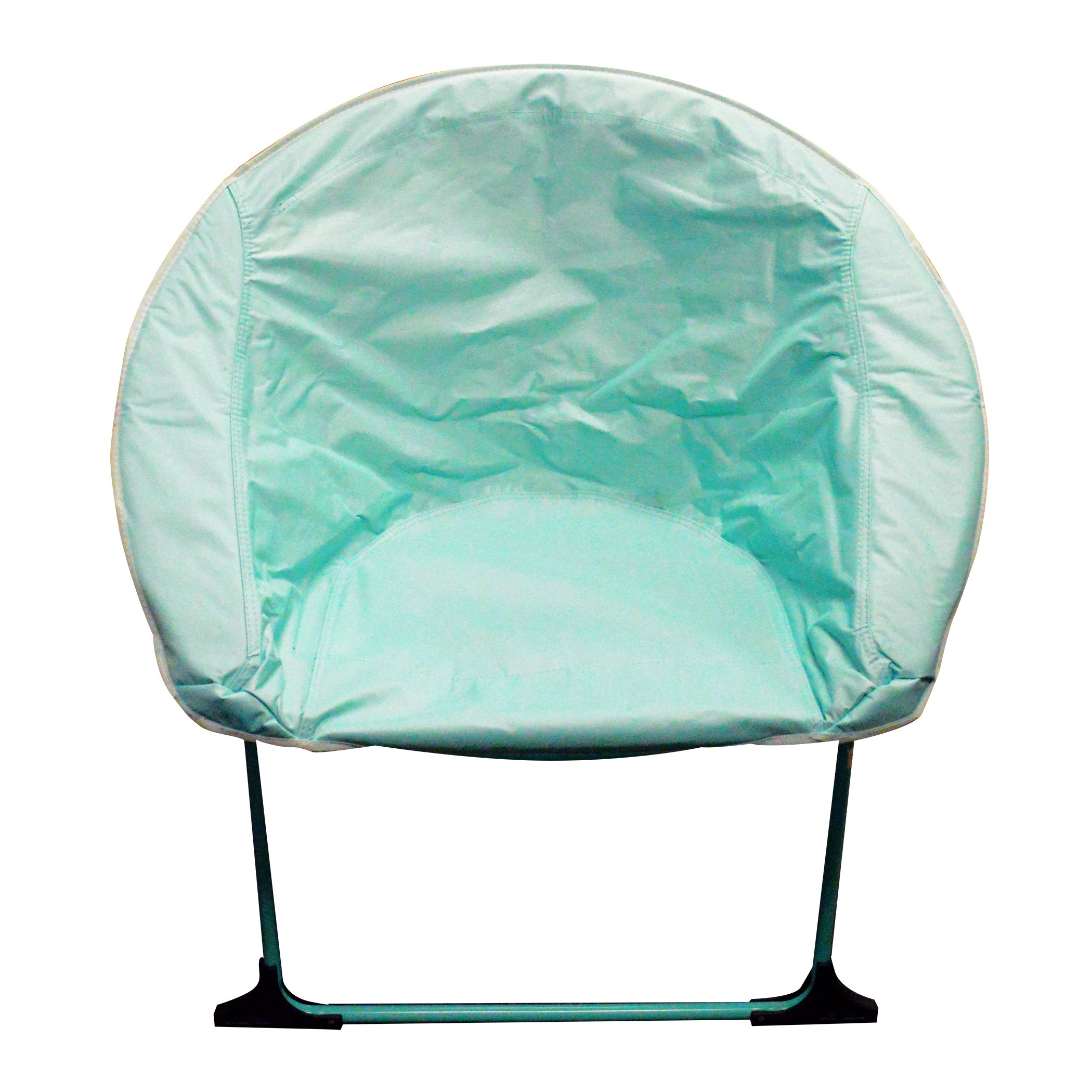 Impact Canopy Luna Lightweight Portable Folding Dorm Chair, Turquoise by Impact Canopy