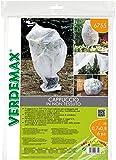 Verdemax 6755 - Cappucci In Tessuto Non Tessuto, 0,7 X0,8 Mt, Confezione 5 Pezzi
