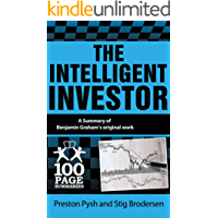 The Intelligent Investor (100 Page Summaries) (English Edition)