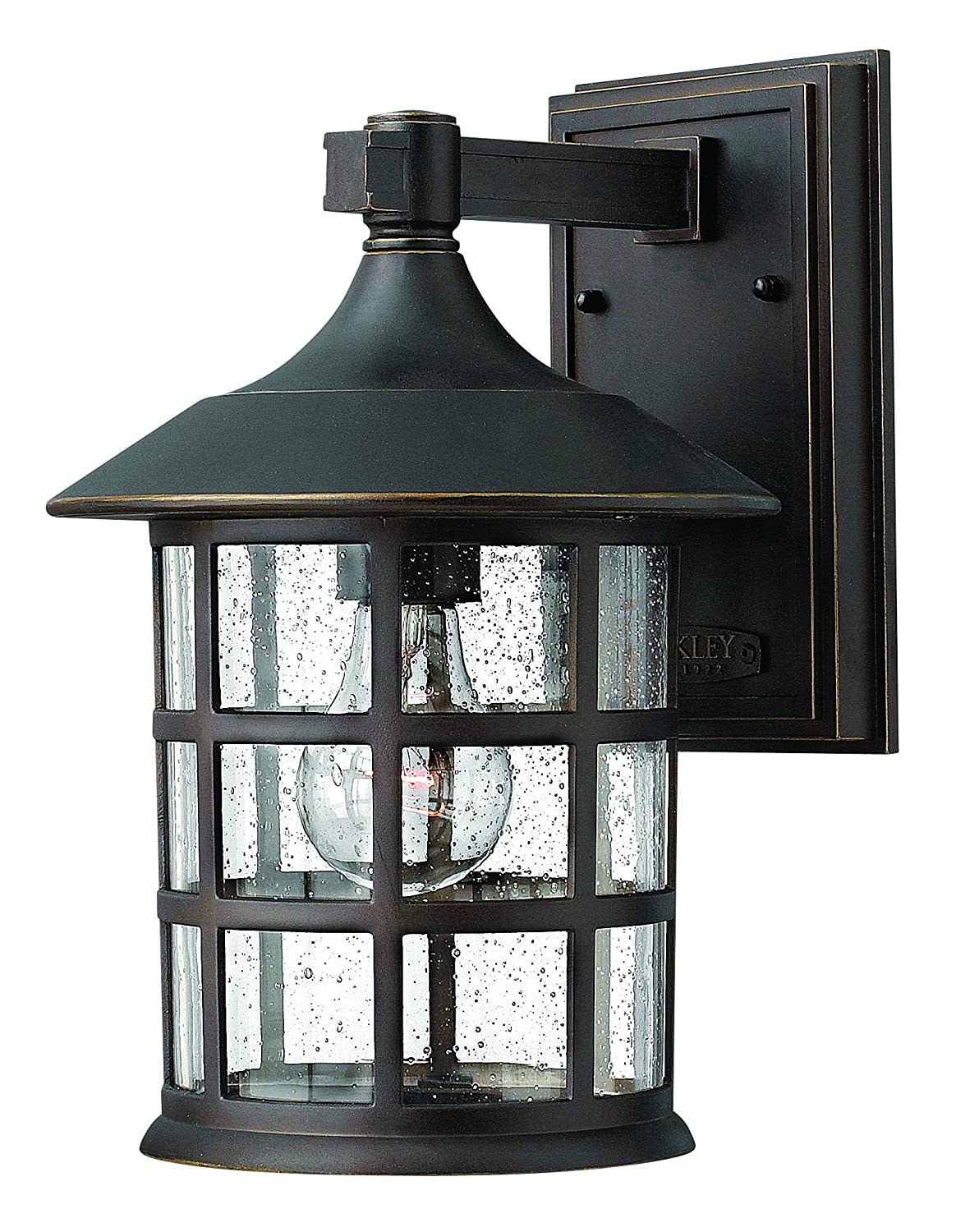 Hinkley 1804OZ Traditional One Light Wall Mount from Freeport ...