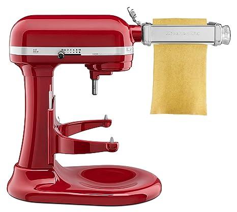 Buy KitchenAid KSMPSA Pasta Roller Attachment, Silver Online ...