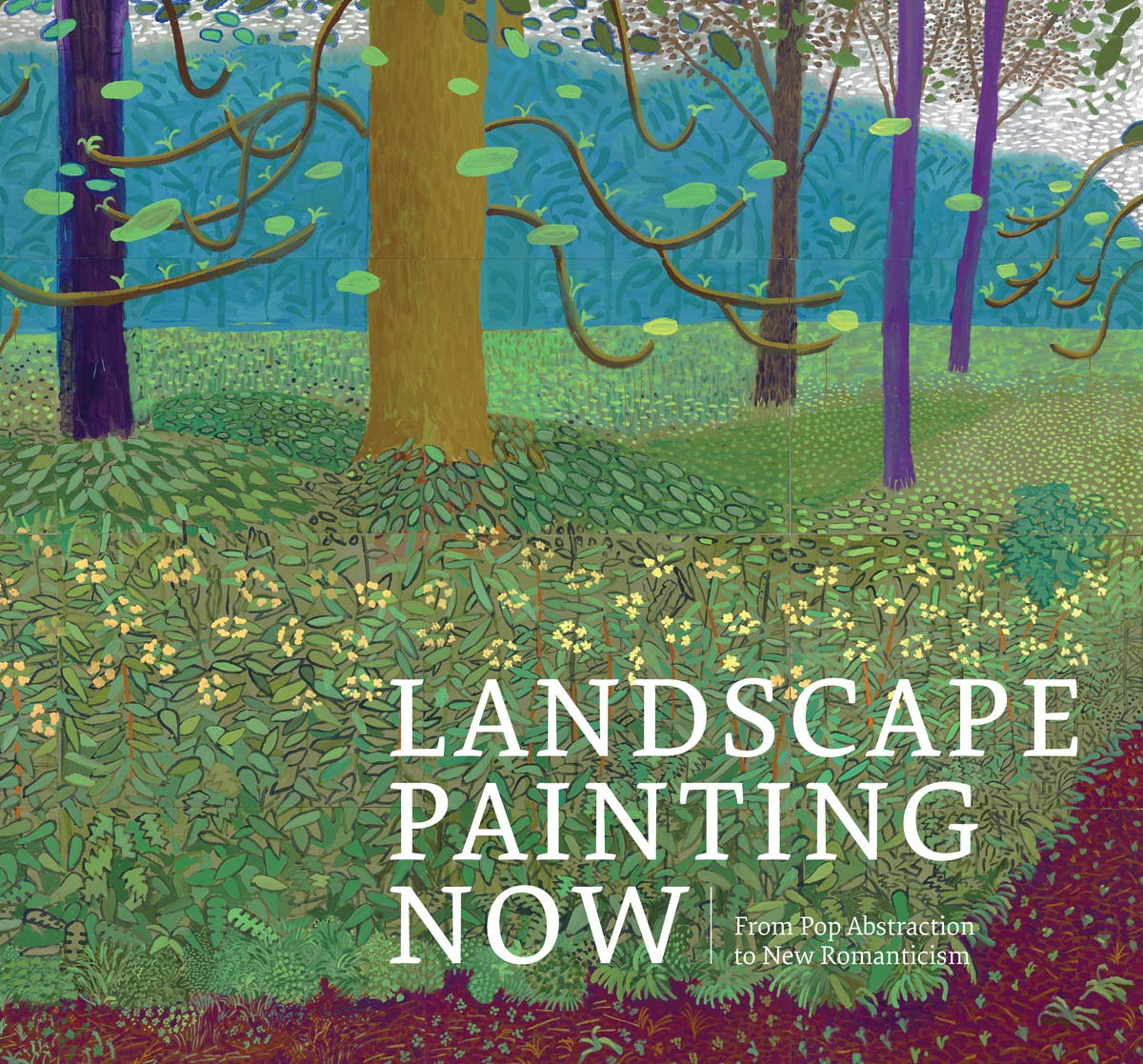 Landscape Painting Now: From Pop Abstraction to New Romanticism by D.A.P.
