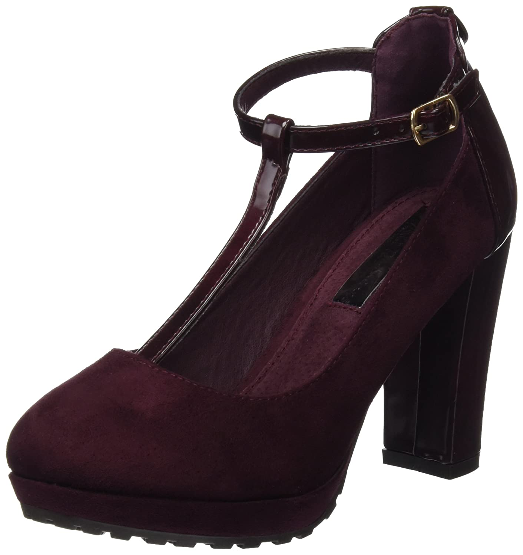 XTI 030479, Zapatos con Correa de Tobillo para Mujer
