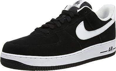 Amazon.com: Nike Air Force 1 07 - Zapatillas de piel para ...
