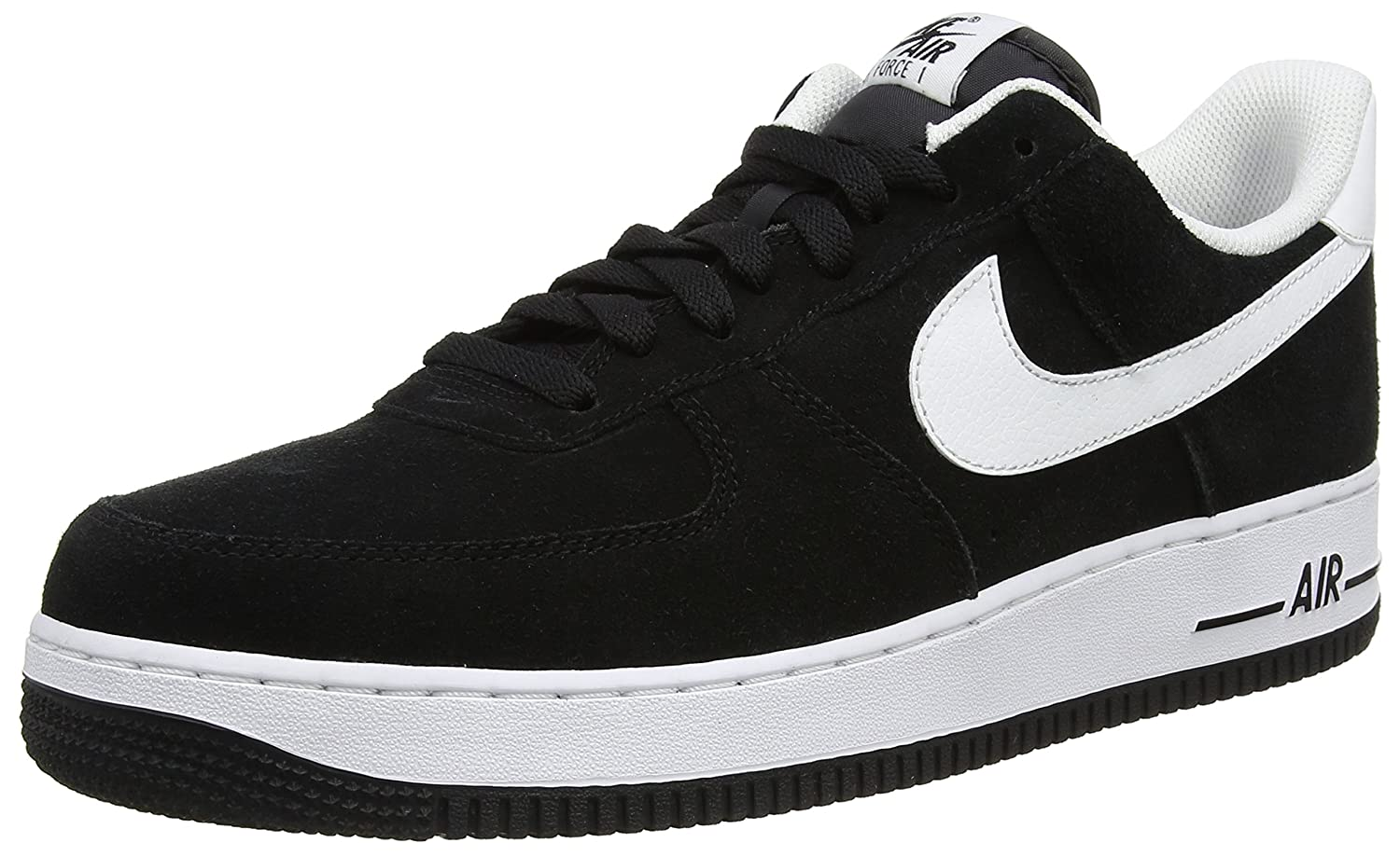 official photos cf057 ae1df Amazon.com | Nike Men's Air Force 1 Low Sneaker | Basketball