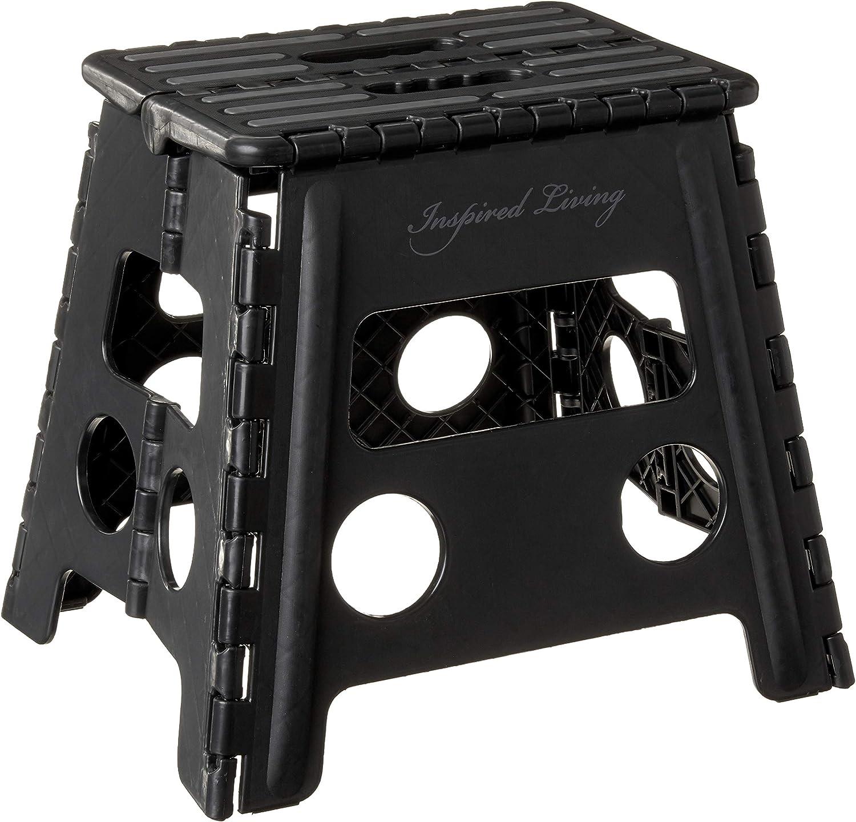 Inspired Living Step Heavy Duty folding-stools, 13