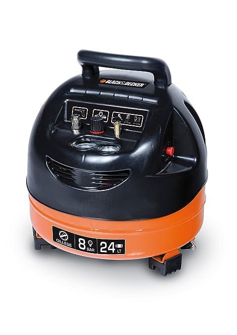 Black+Decker CPS24 - Compresor de aire