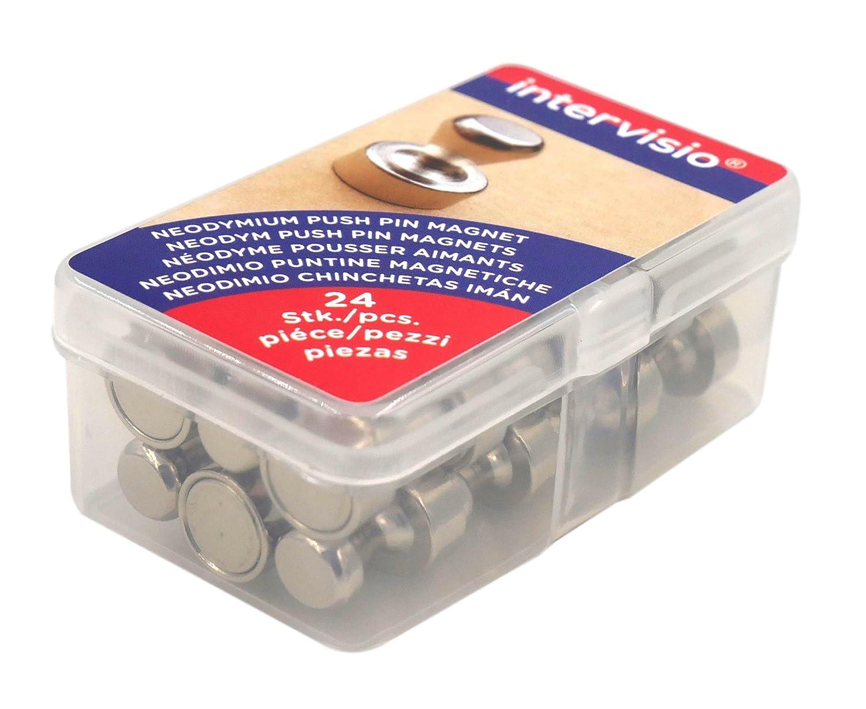 Starke Neodym Magnete Kegelmagnete Super Magnet Pinnwand Buero Chess OE 14 Stk
