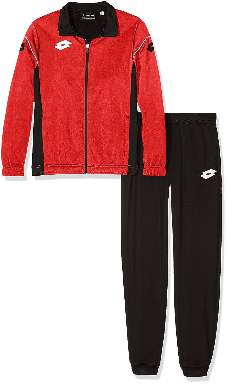 Lotto Kinder Trainingsanzug Suit Stars Stars Stars Evo PL Rib JR B01CHVZOI2 Trainingsanzüge Zuverlässiger Ruf 172058
