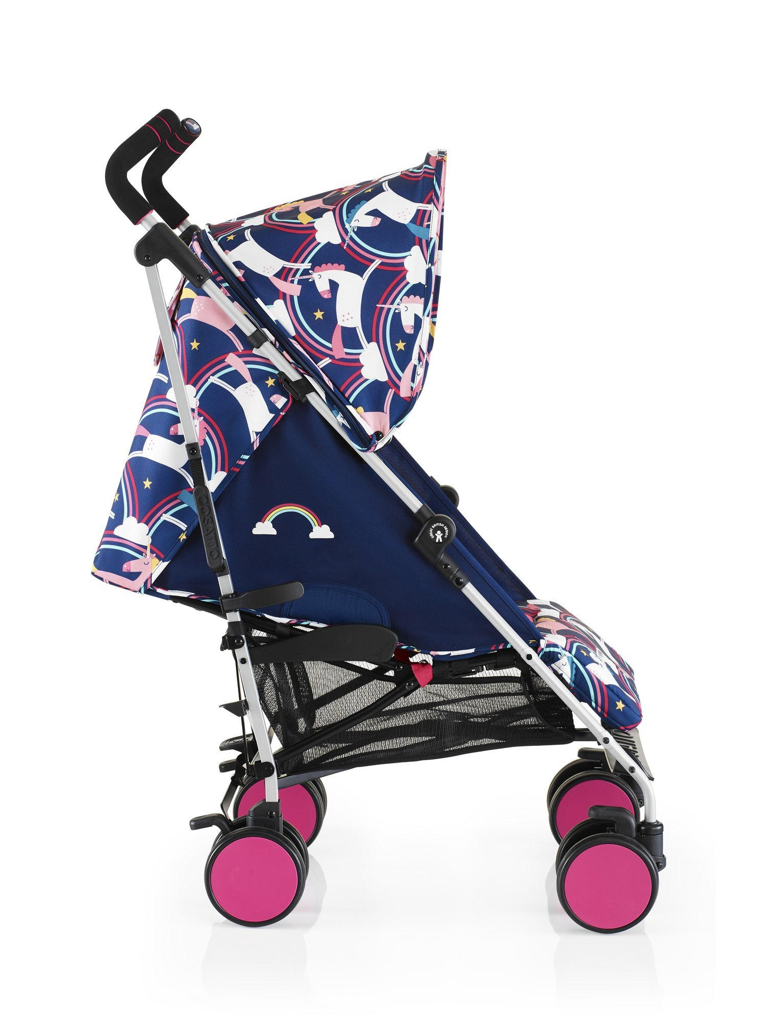 Cosatto Supa Stroller, Go Magic Unicorns by Cosatto (Image #3)