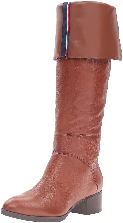 Tommy Hilfiger Women's Gianna Western Boot B01ELFRC3C 9.5 B(M) US Chestnut