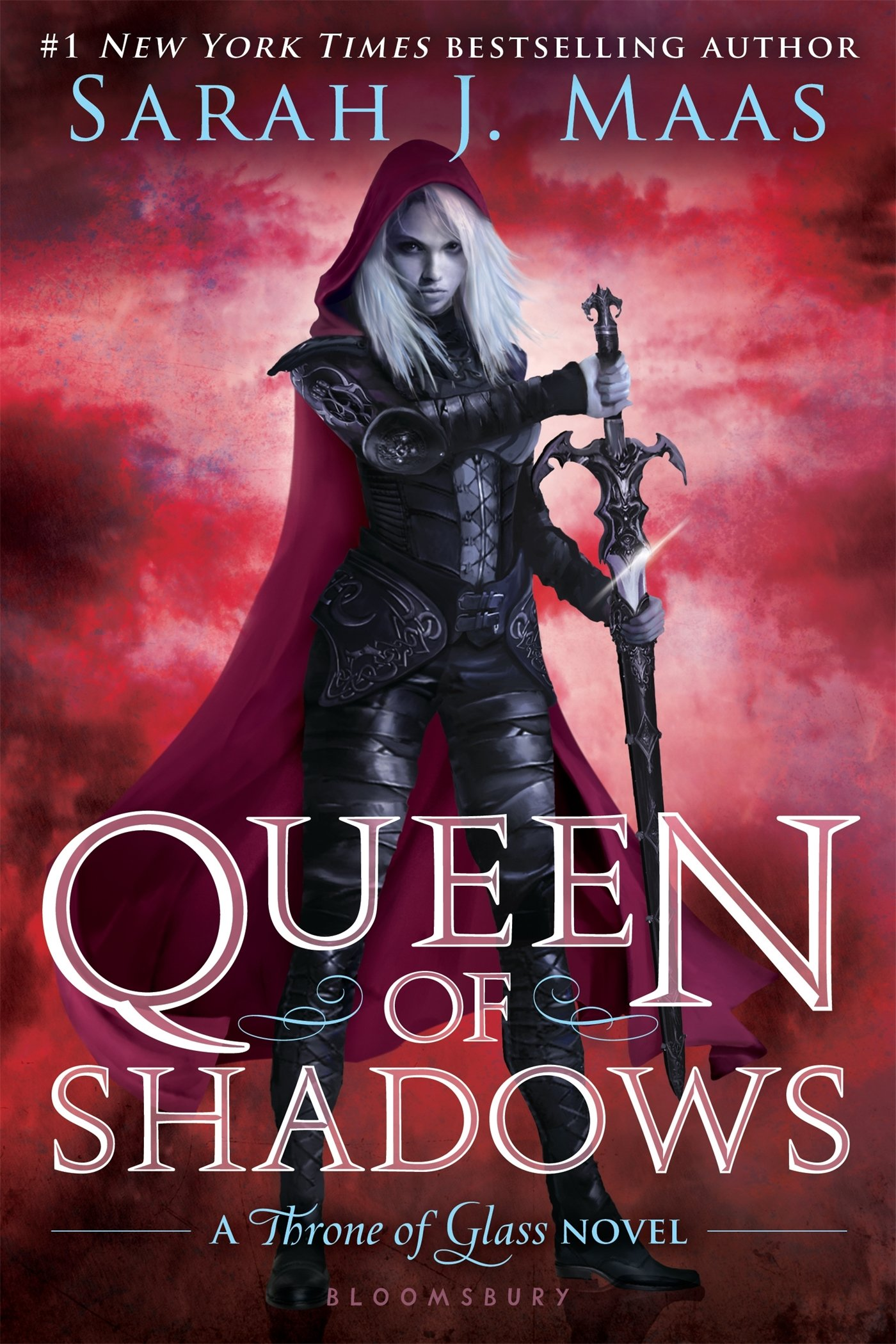 Image result for queen of shadows