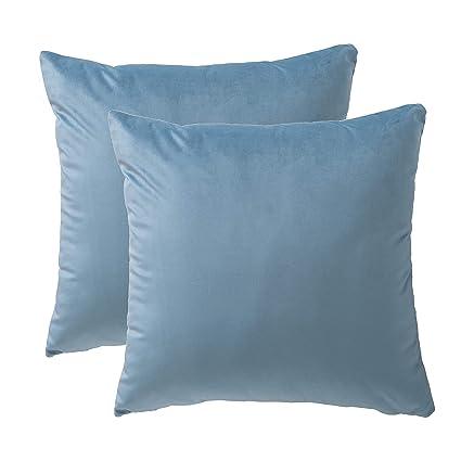 7cb73104bda6 famibay Velvet Pillow Covers 18