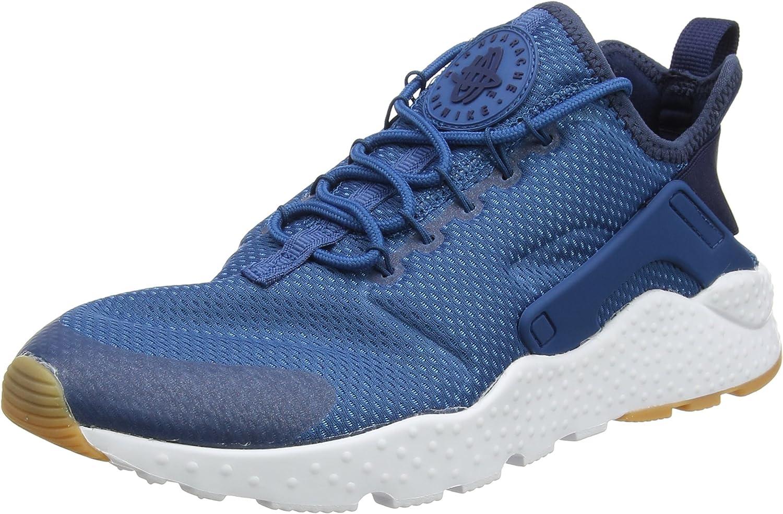 Nike Women's Air Huarache Run Ultra Industrial Blue Midnight Navy 819151-403 Shoe 9 M US