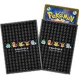 ポケモンセンターオリジナル ポケモンカードゲーム デッキシールド BL Pokémon Black