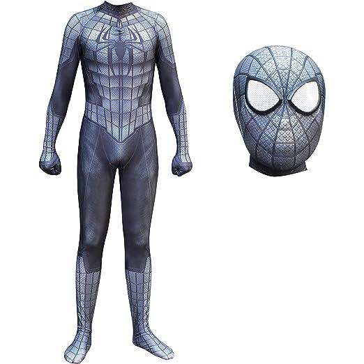 QWEASZER Traje de Mono de Spandex de Spider-Man de Venom ...
