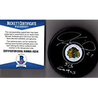 "$39 » BAS-Beckett Jeremy Roenick ""513 Goals"" Autographed Signed Chicago Blackhawks…"