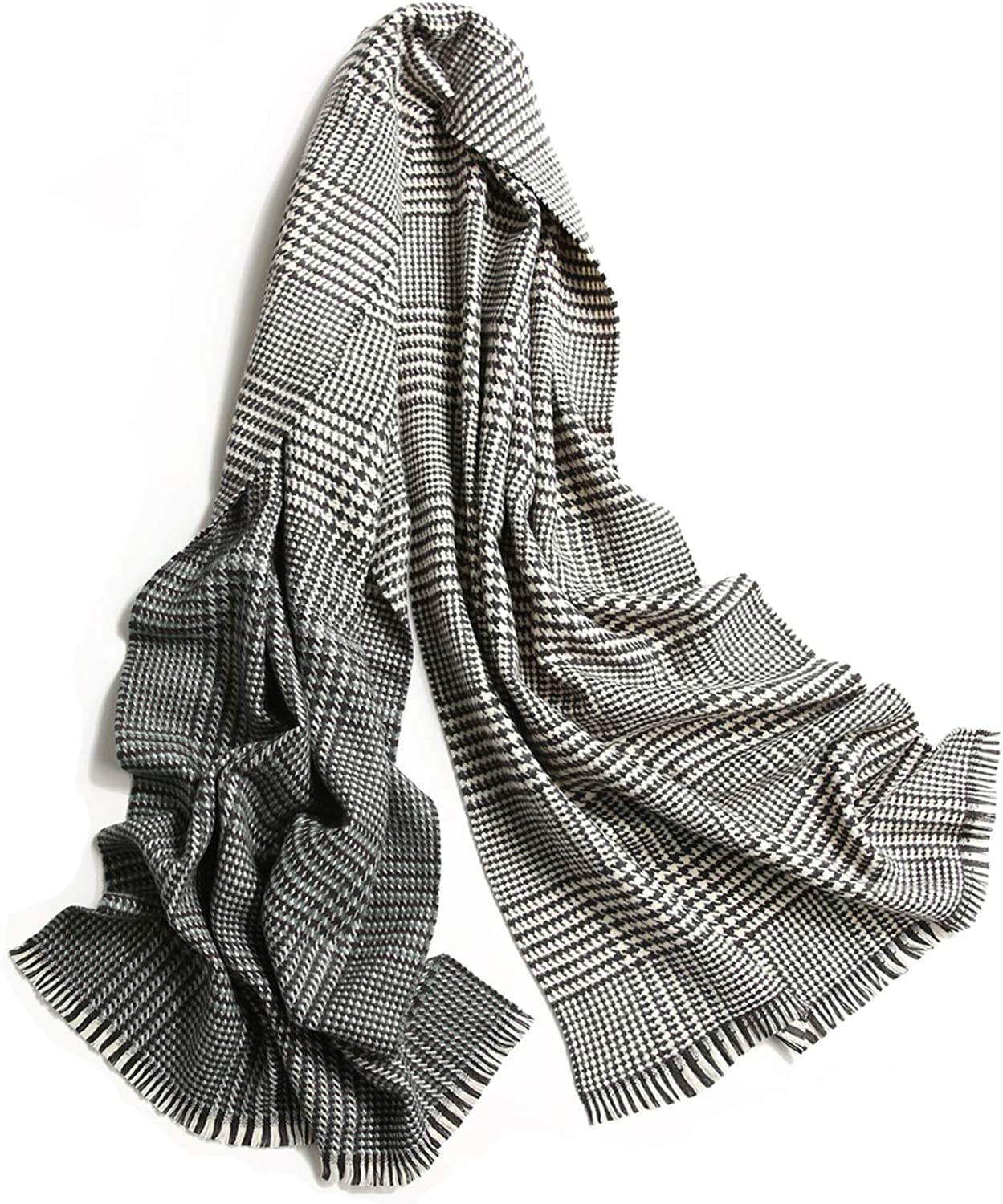 SILVERAL Large Scarf...