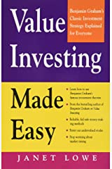 Value Investing Made Easy: Benjamin Graham's Classic Investment Strategy Explained for Everyone Paperback