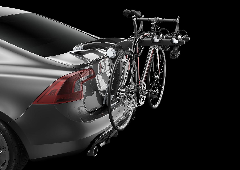 Thule 991001 Raceway Fahrradtr/äger Schwarz