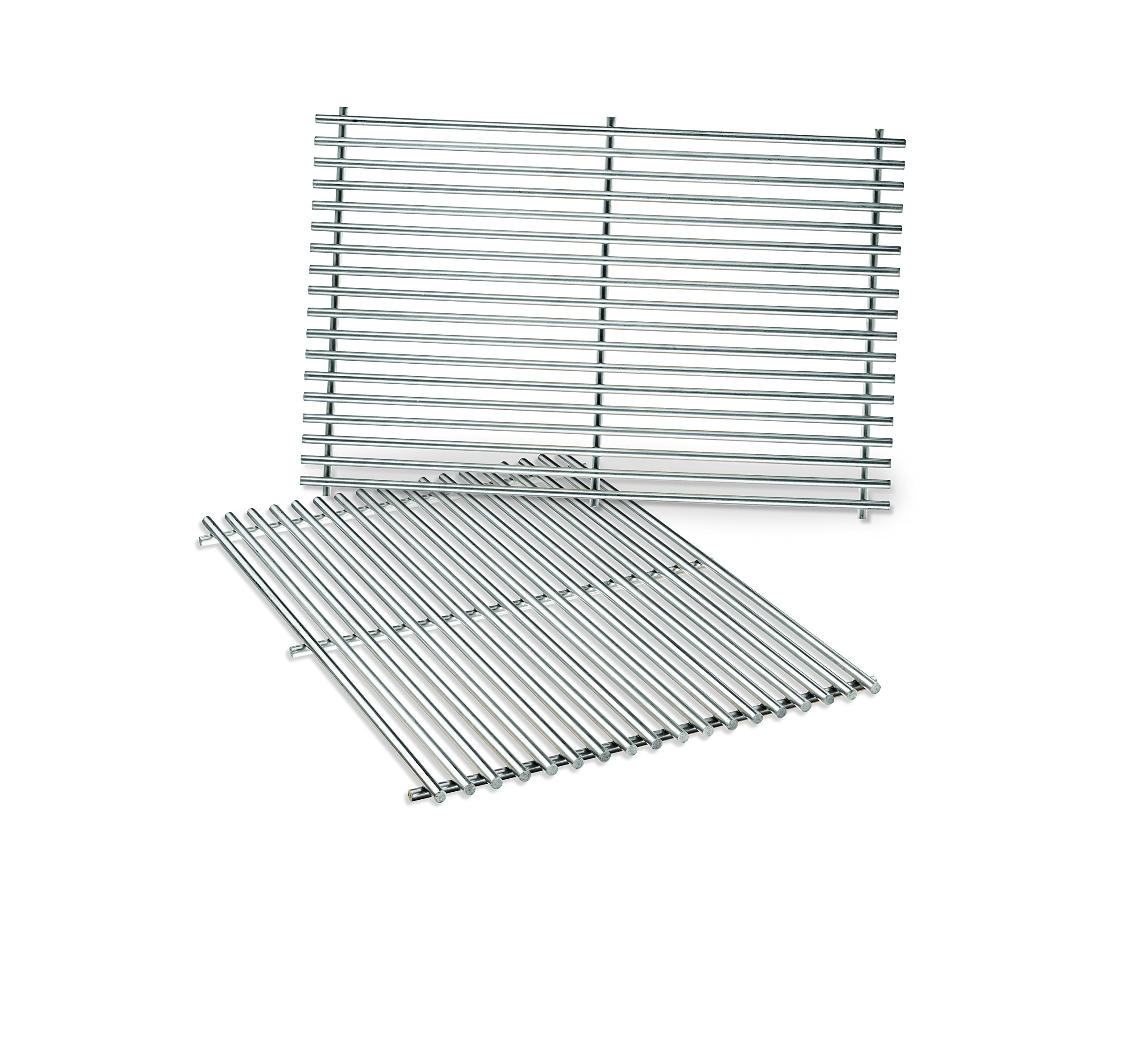 Weber 7528 Stainless Steel Cooking Grates (19.5 x 12.9 x 0.6) by Weber