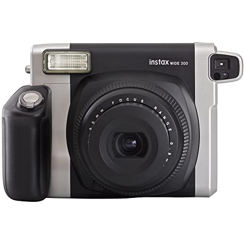 instax WIDE 300 camera with 10 shots