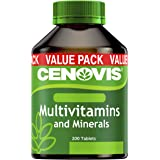 Cenovis Multivitamins and Minerals - 200 Capsules