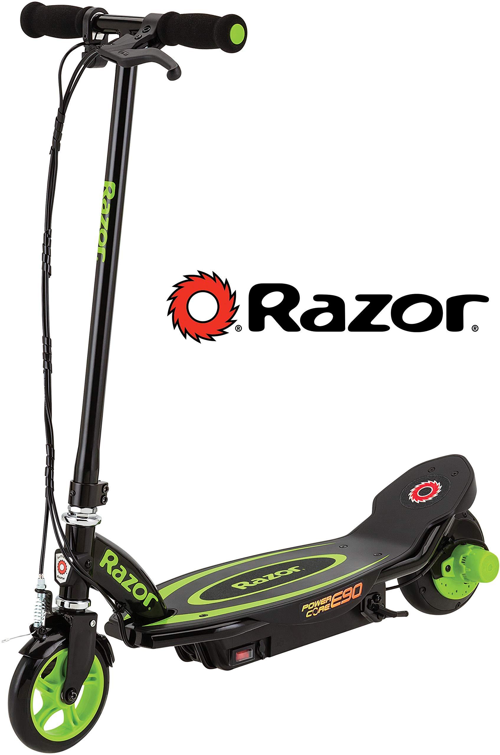 Razor Power Core E90 Electric Scooter - Green by Razor