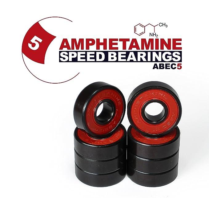 10x 608ZZ ABEC7 Wheel Ball Bearing SkateBoard Long Board Inline Rollerblade NEW