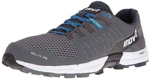 Inov8 Roclite 290 Trail Running Shoes Grey  Amazon.co.uk  Shoes   Bags 51ff9c1eb8b