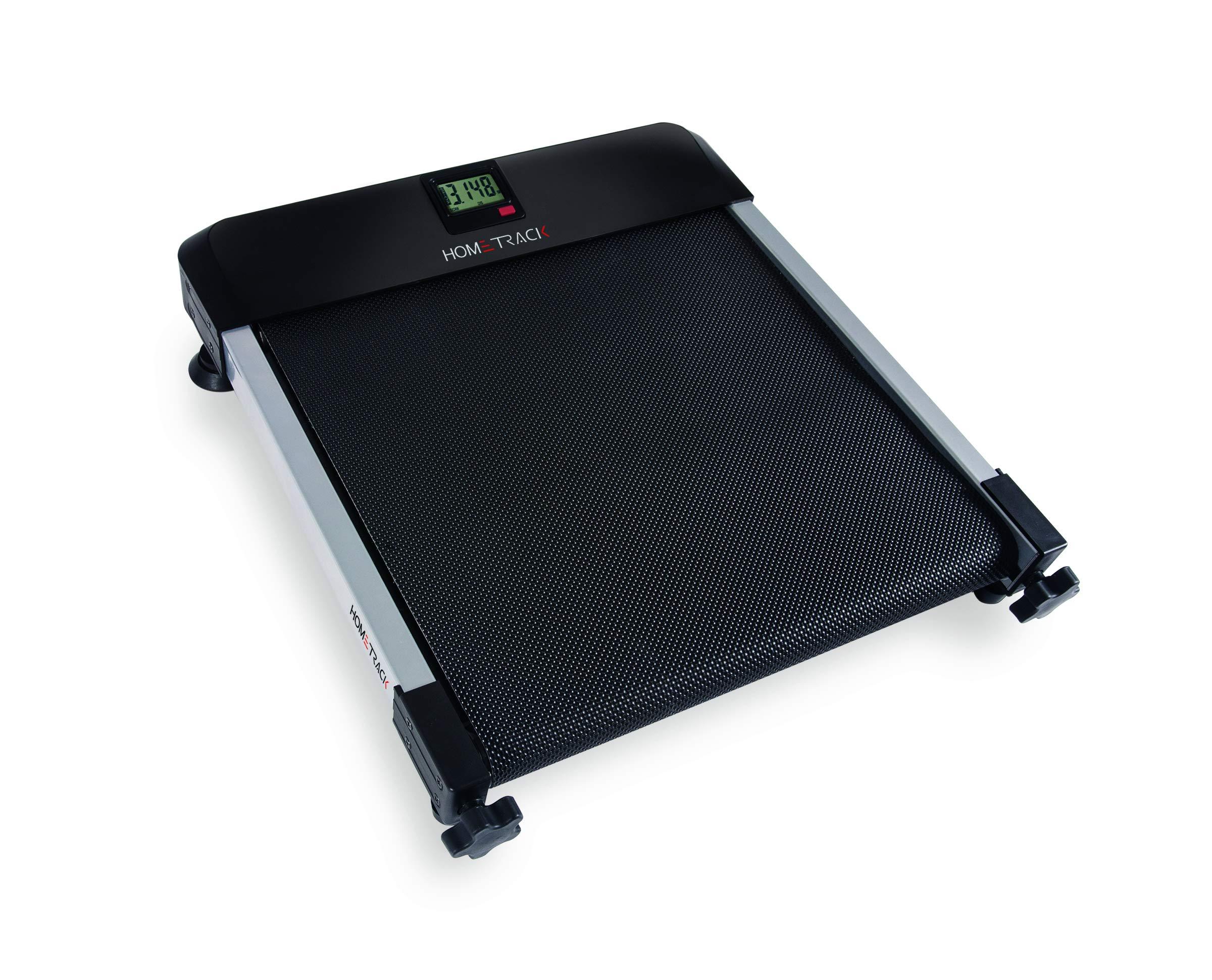HomeTrack Walkingpad Mini Treadmill - Sitting Treadmill - Under Desk Treadmill