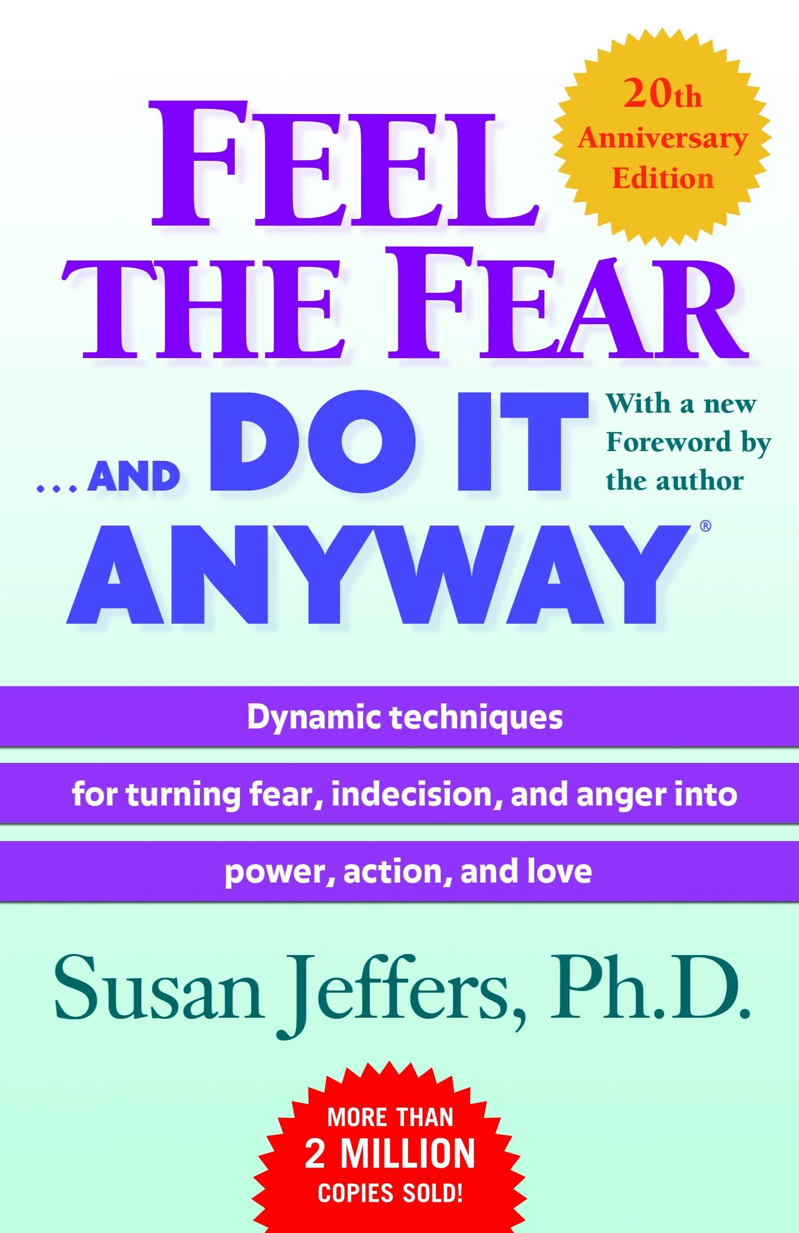 Image result for Feel The Fear And Do It Anyway