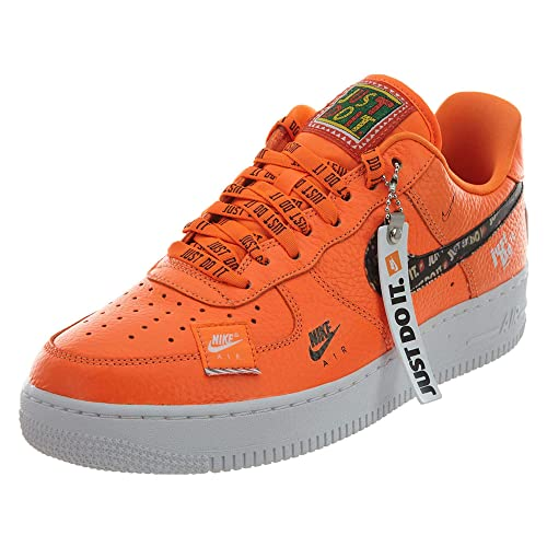 Nike Air Force 1 07 PRM JDI, Zapatillas para Hombre, Total Orange/