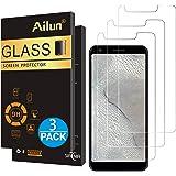 AILUN スクリーンプロテクター Google Pixel 3a XL[6.0インチディスプレイ]用 [3パック] 2.5Dエッジ強化ガラス Google Pixel 3A XL 傷防止 ケース対応