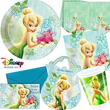 Dekospass Tinkerbell Flowers - Kit de 101 piezas para ...